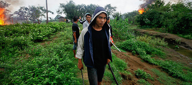 Конфликт в Мьянме - не противостояние буддистов с мусульманами