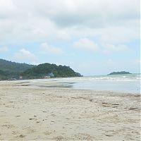 Ко Чанг, пляж