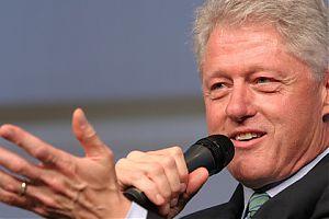Билл Клинтон обратился к буддизму для улучшения своего здоровья