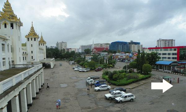 Билеты в Баган купить в Янгоне