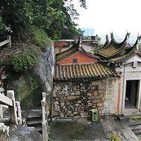Храм был отремонтирован в 1922 году как пристройка буддийского храмового комплекса.