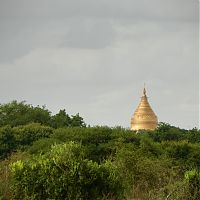 По дороге в Баган