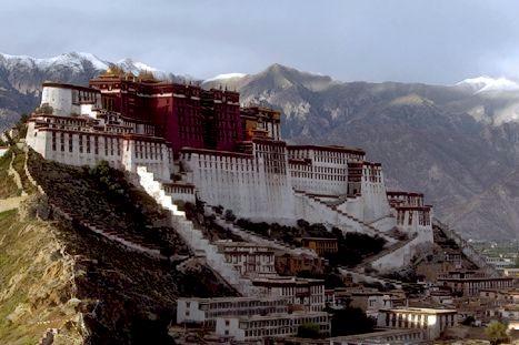 Монастырь тибетский