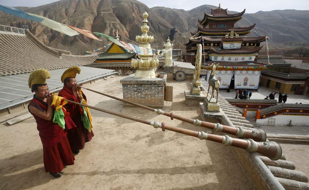 Буддизм в Тибете