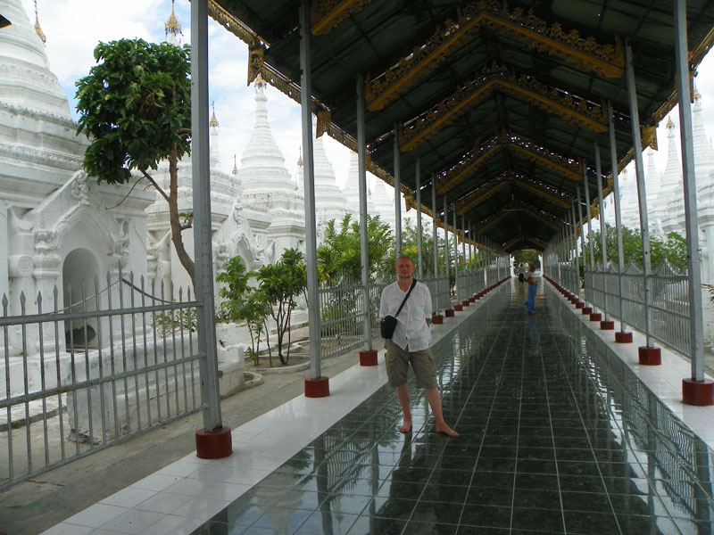 Кутодо Мандалай Бирма