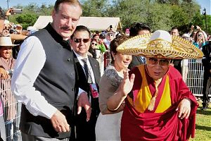 Далай Лама за использование марихуаны в лечебных целях
