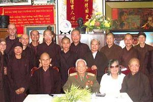 Буддизм в жизни легендарного Генерала Во Нгуен Зяпа