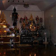 Ват Махатхат - медитация в Бангкоке