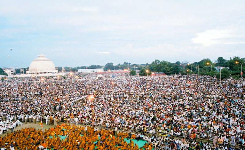 Возрождение буддизма в Индии