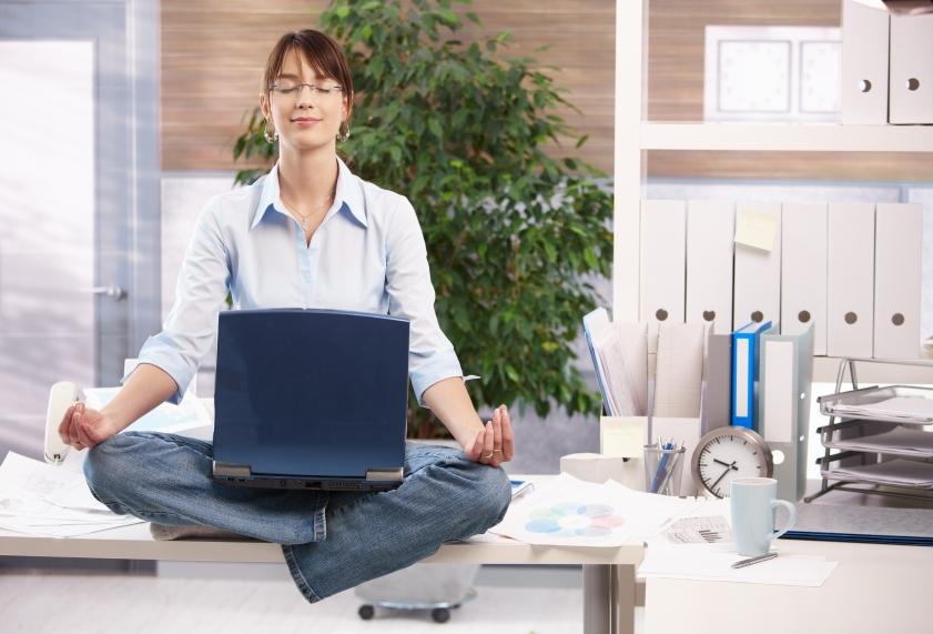 Глава страховой компании заставлял персонал штудировать буддизм