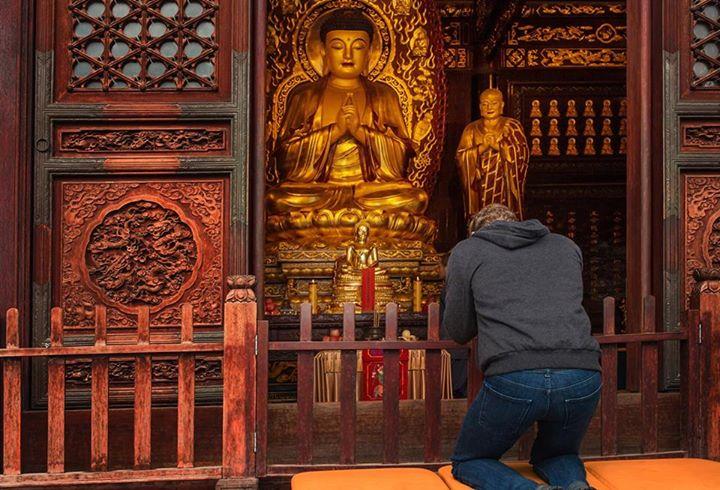 Марк Цукерберг о буддизме