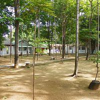 Домики для монахов и гостей