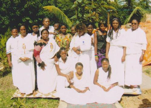 африка буддизм