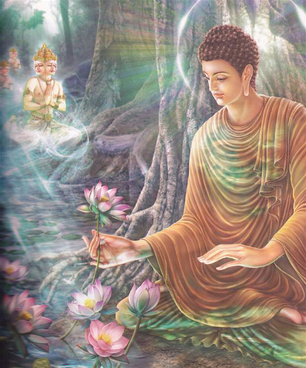Learn to practice tonglen, the buddhist meditation of compassion - Pajamas Surf 1