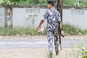 В Мьянме военные расстреляли мусульман