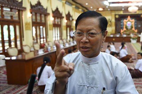 В Мьянме запретили буддийскую секту