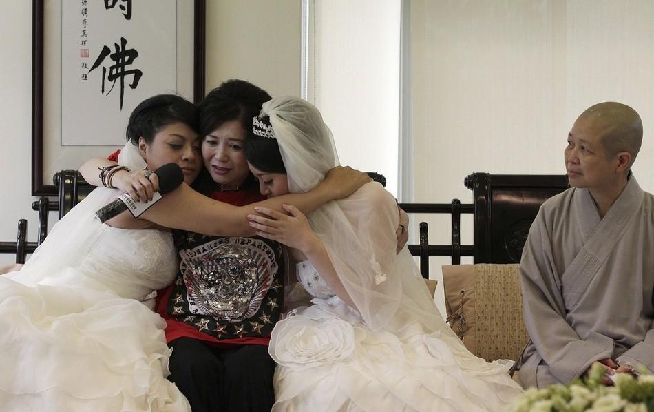Фото свадьба лесбиянок 10
