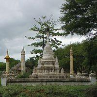 Пагоды в Ньян У