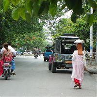 Улицы Мандалая