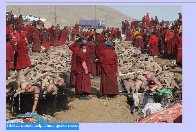 Мусульмане не в Бирме, ложь муслей про убийства муслей