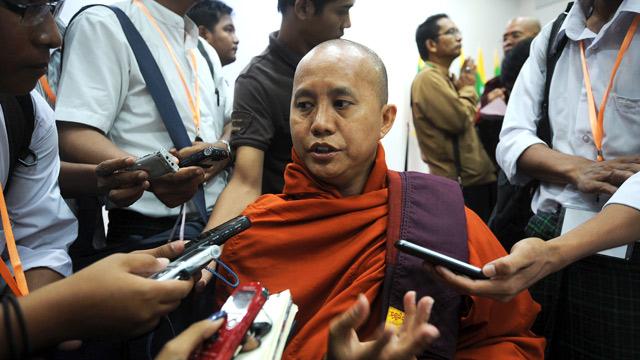Wirathu - Мьянма