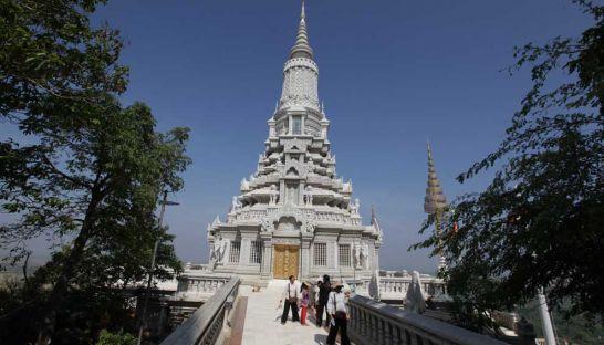 Кто украл прах Будды?