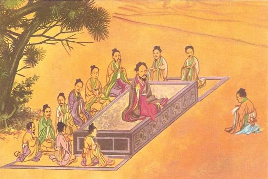 Особенности конфуцианского делового этикета