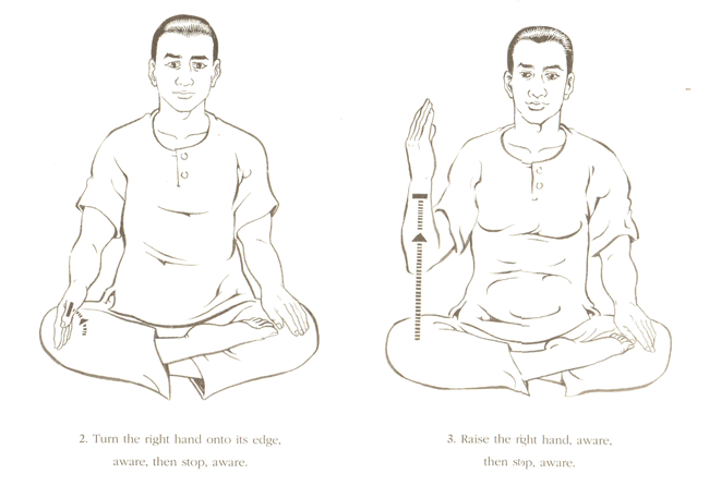 Динамическая медитация 1