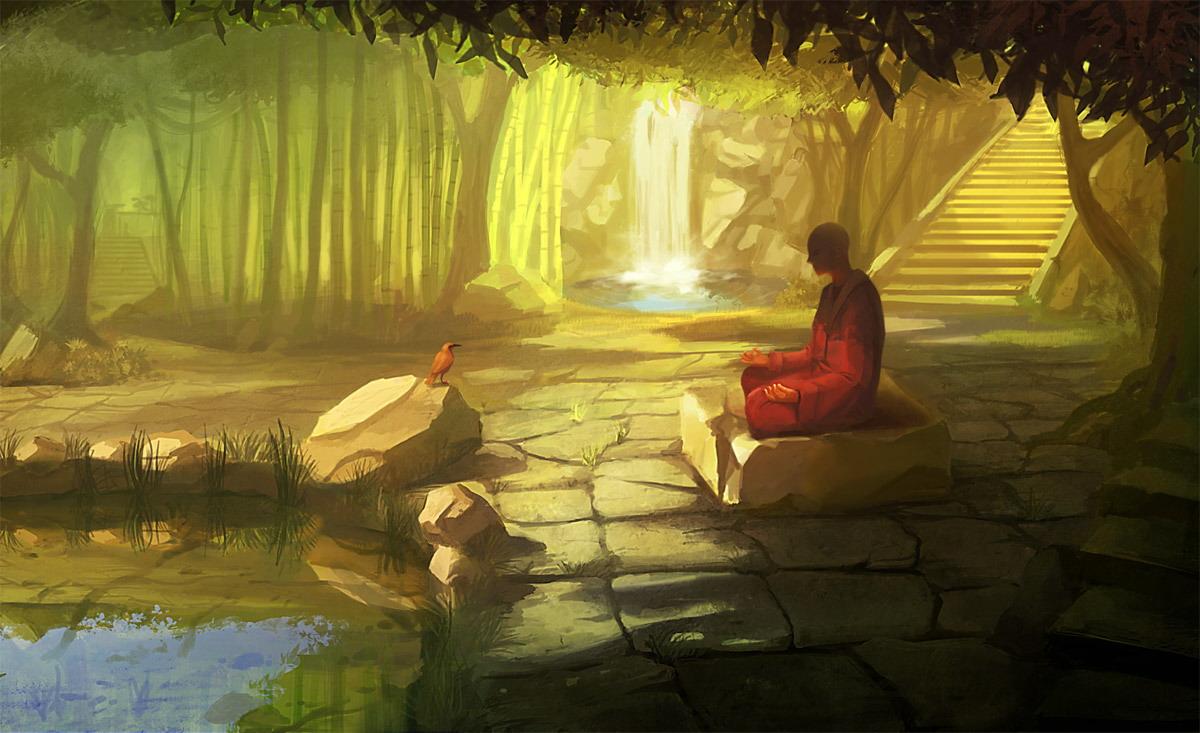Два стиля медитации Прозрения