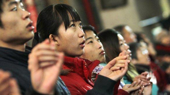 Китай: Возвращение Религии