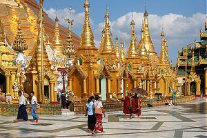 В Мьянму из Таиланда