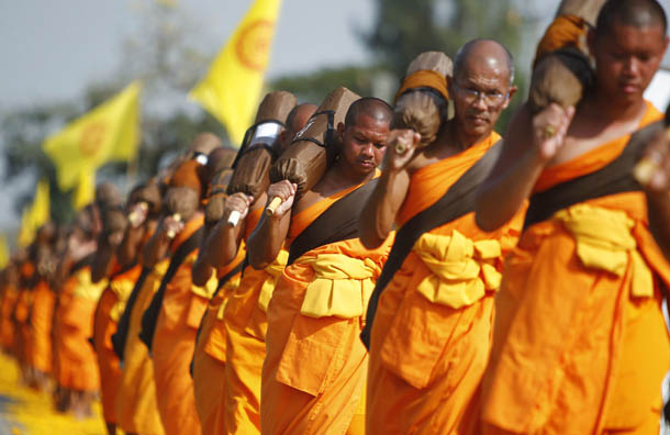 Взгляд русской девушки на тайский буддизм