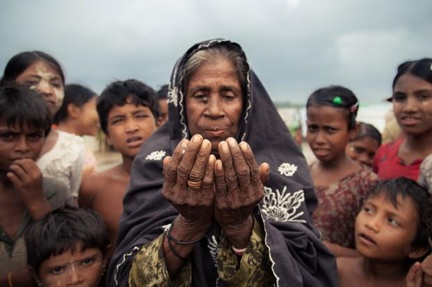Мусульмане-рохинджа в Бирме