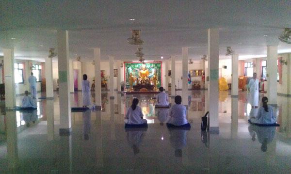 Медитация Випассана Таиланд
