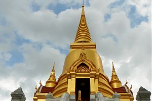 Bangkok Pagodas