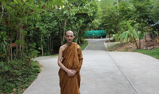 как бизнесмен стал буддийским монахом