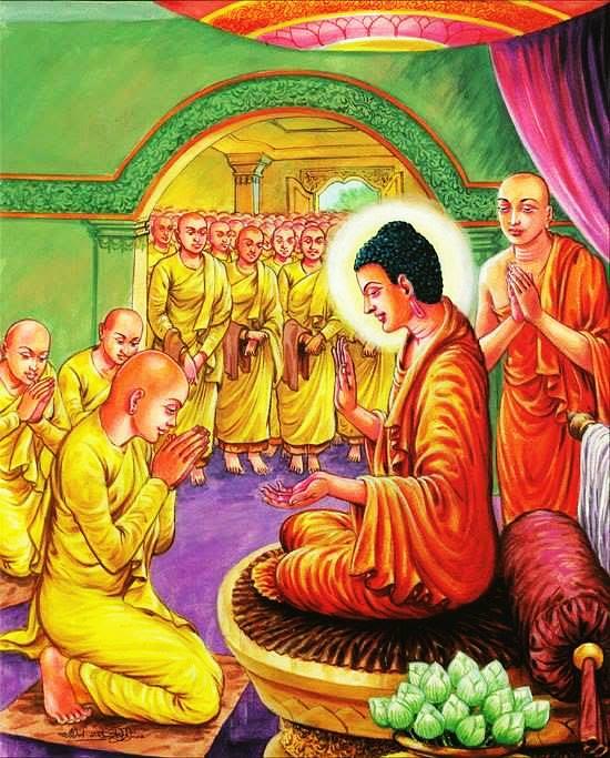 Наставление Будды по Асубхасати, медитации на ...