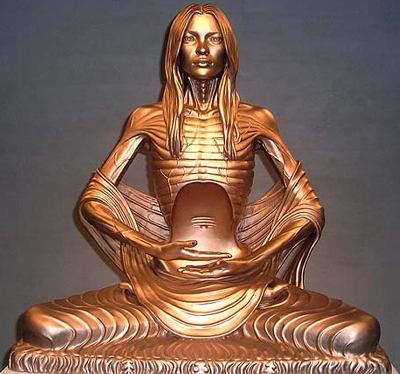 Кейт Мосс стала буддисткой?