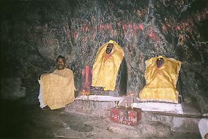 махакалы пещера бодхигая