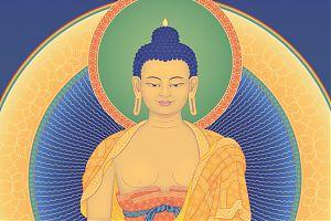 3 драгоценности будда