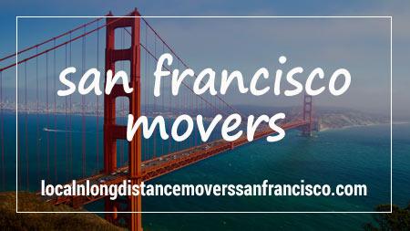 moving company sf