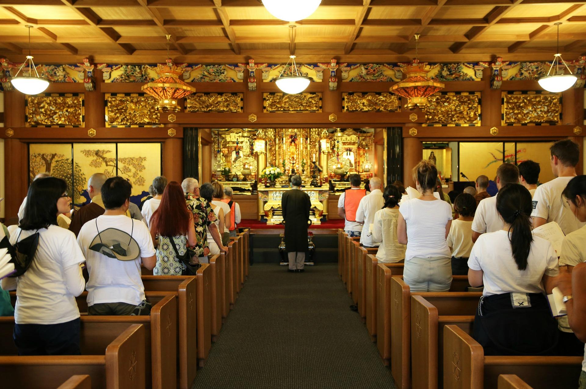 Сан-Франциско, Калифорния буддизм