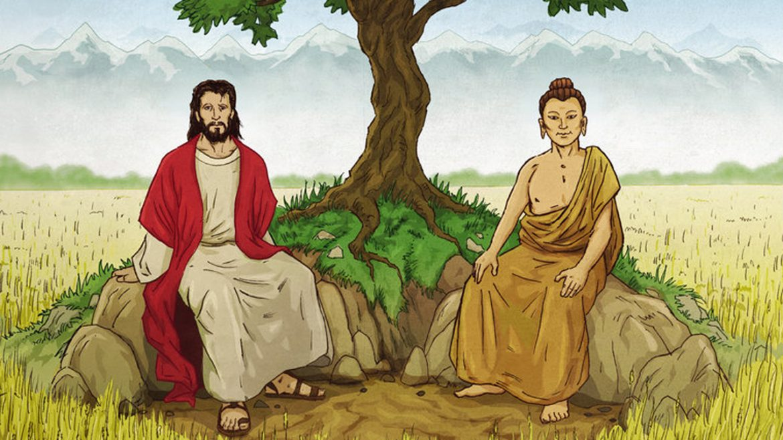 Буддизм и христианство