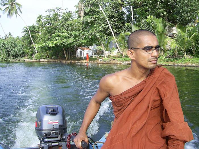 Остров затворников Шри Ланка