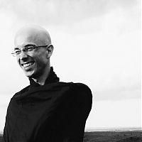 Беседа с буддийским монахом
