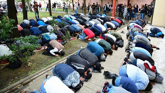 Мусульманские небратья