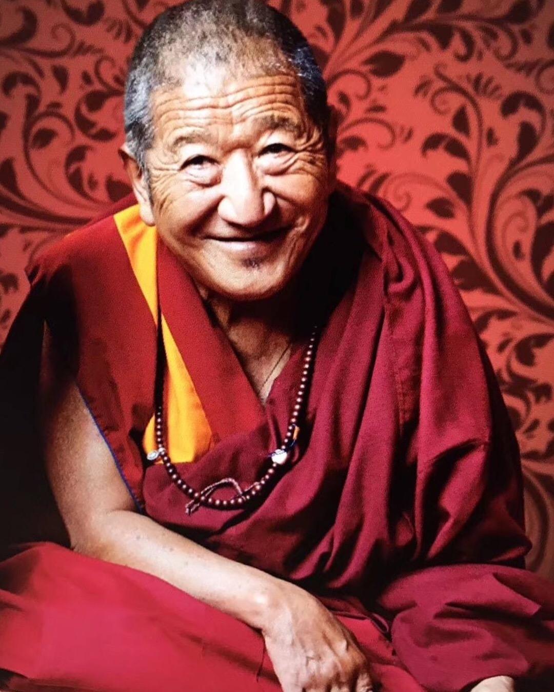 Король Дхармы Джонанг Лама Джигме Дордже
