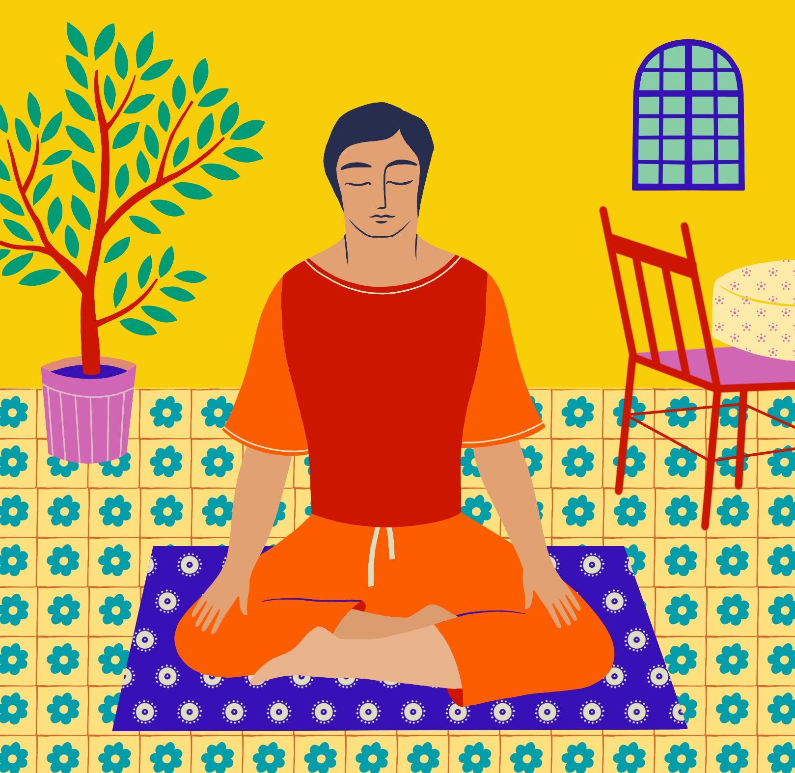 Как практиковать медитацию Шаматха в буддизме ваджраяна