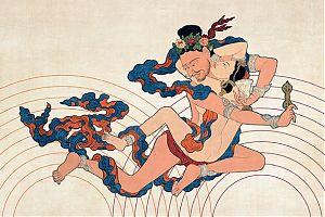 Кармамудра: йога блаженства