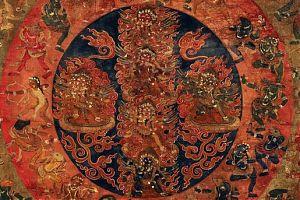Медитация в посмертном состоянии бардо